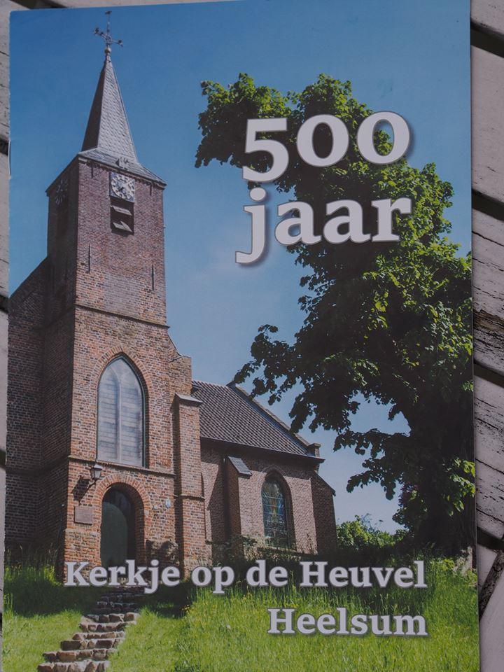 Kerk Heelsum 500 jaar