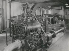 De geschiedenis van de gasmotor van Schut