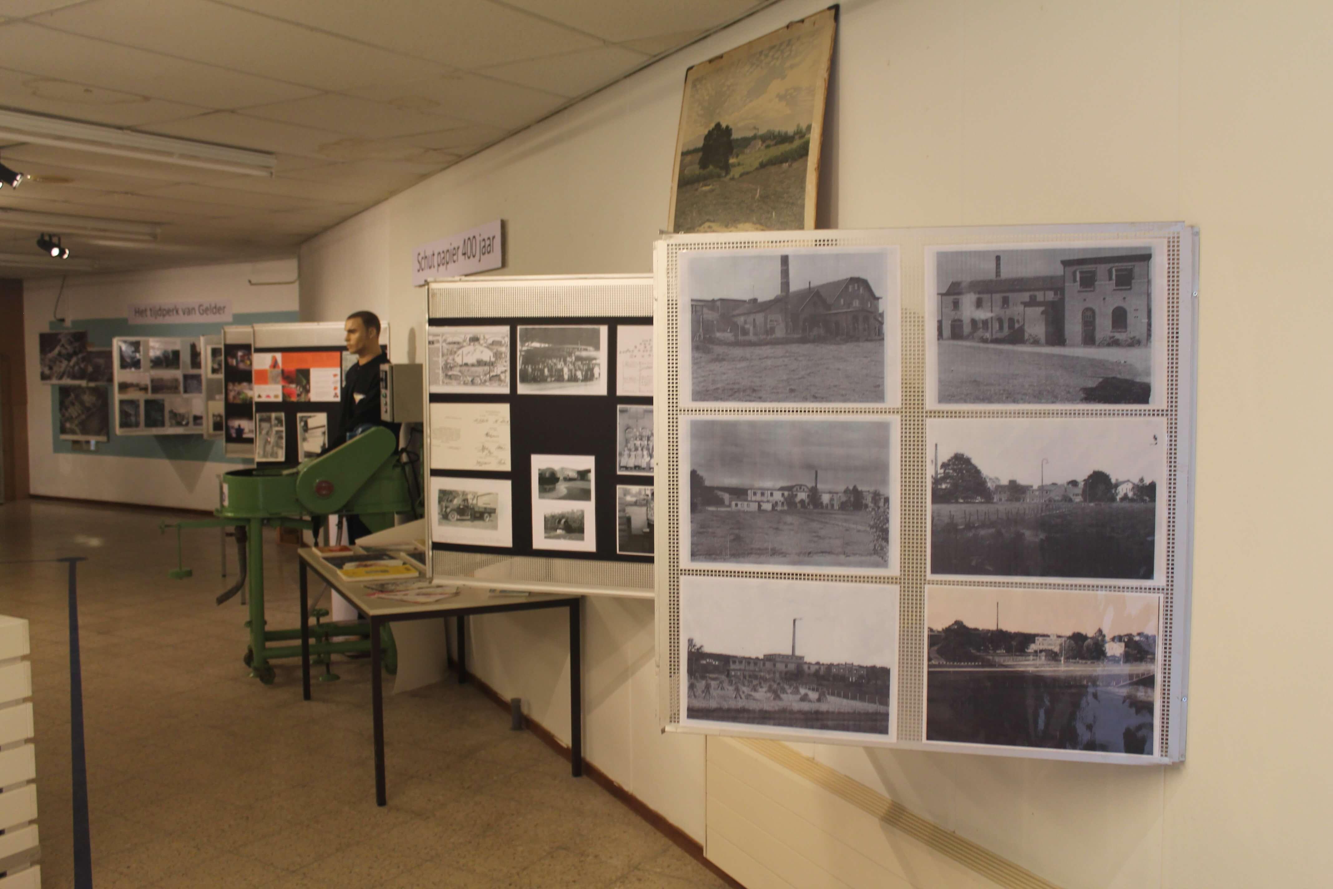 Papiertentoonstelling Papiergeschiedenis
