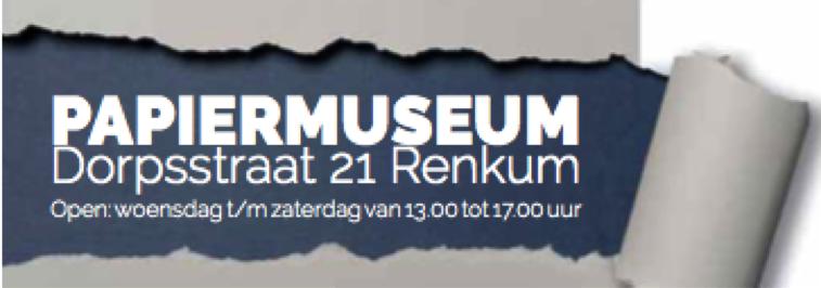 Logo papiermuseum